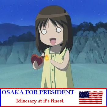 Osaka for Pres.