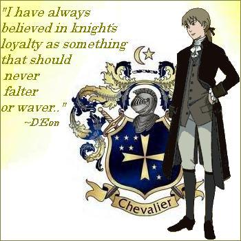 A Knight's Loyalty