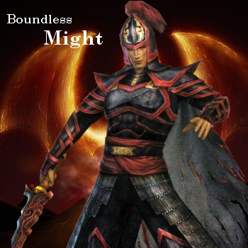 Boundless Might.