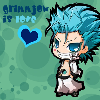 Grimmjow is Love