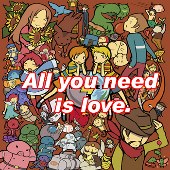 Mother 3 is Love