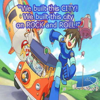 We built this city !