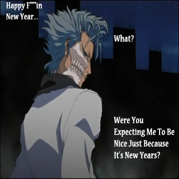 A Grimmjow New Years