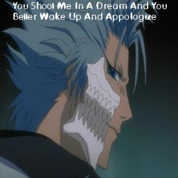 Don't Shoot Grimmjow