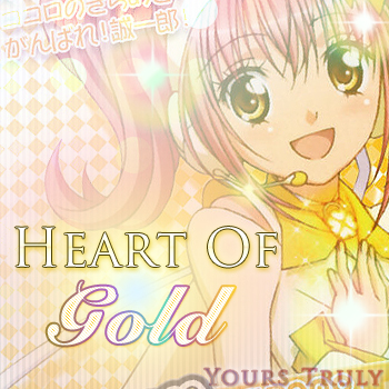 Heart Of Gold!