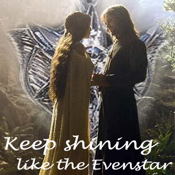 Shine like the Evenstar