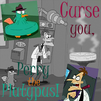 Doofenshmirtz Cheese fail