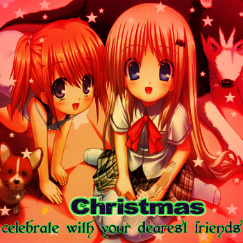 Celebrate with your dearest friends