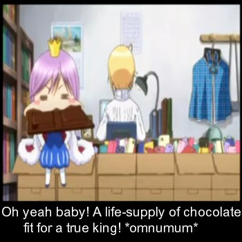 Choco for king