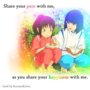 Share your pain