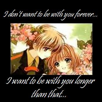 Longer than forever...