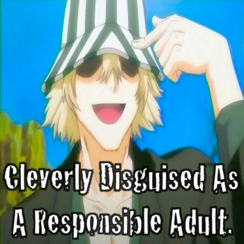Disguised Adult