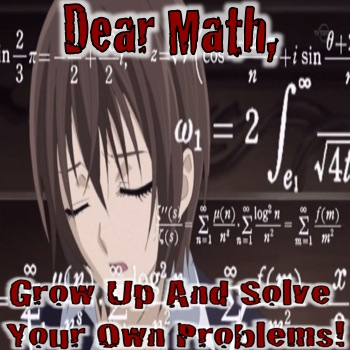 Dear Math