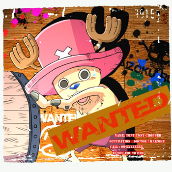 Wanted_CHOPPER