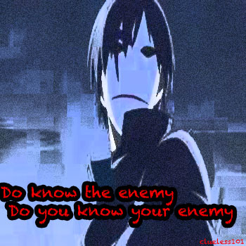 Do you Know your Enemy