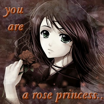 rose,princess