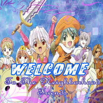 ~*Welcome!*~