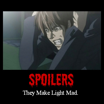 Spoilers...