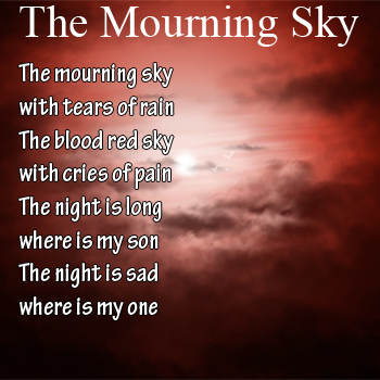 The Mourning Sky