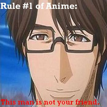 Rules of Anime #1