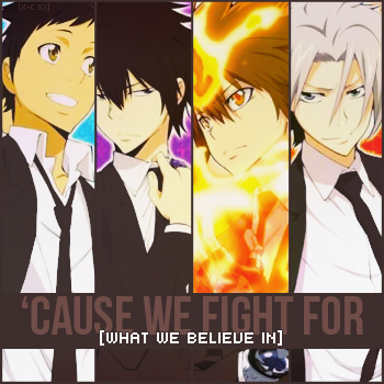 [khr: what we believe in.]