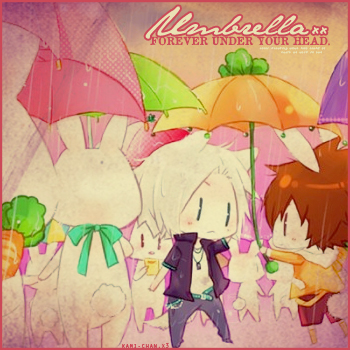 { RABBITS & UMBRELLAS? }