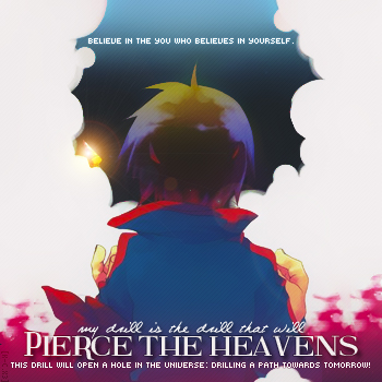 Pierce the Heavens!
