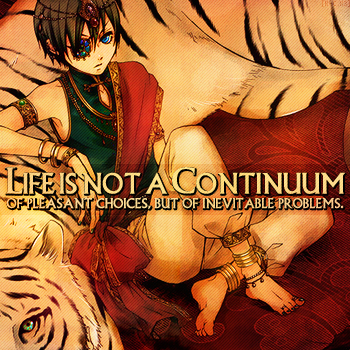 Life Is Not a Continuum