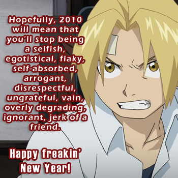 A New Year for You