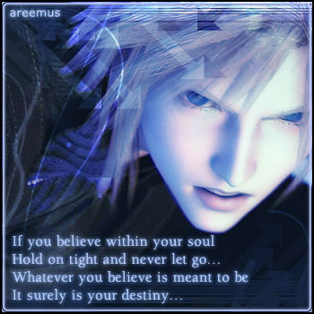 If you believe