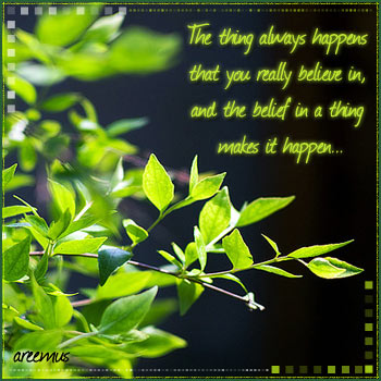 The thing always happen.....
