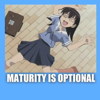 Maturity: Optional