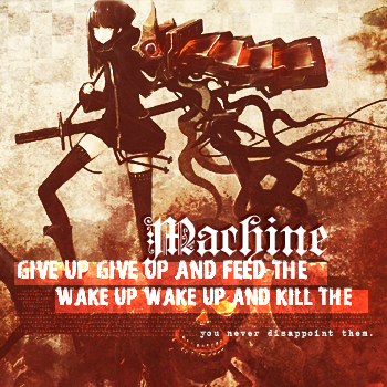 deStROy.the.MACHINE