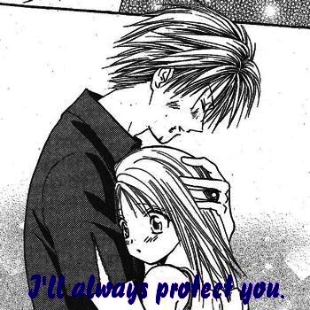 I'll Alway Protect You