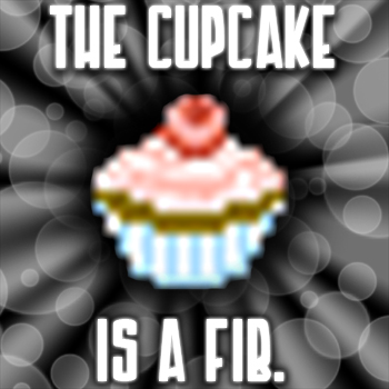 The Cupcake.