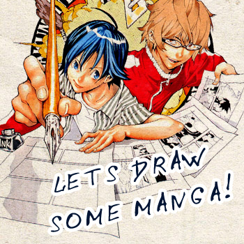 Lets Draw Manga!
