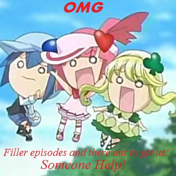 Filler episodes