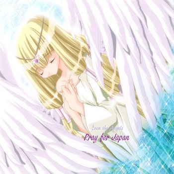Angels Pray
