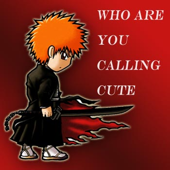 Chibi Ichigo Kurosaki