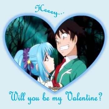 Lovey-Dovey, blue edition