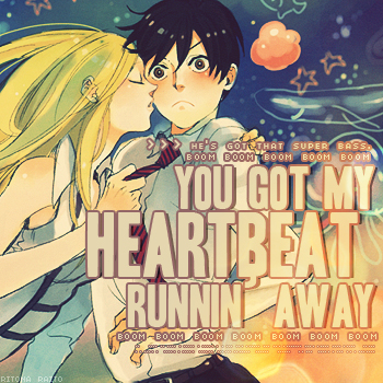 Heartbeat Runnin' Away