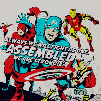 Assembled We Are Strong