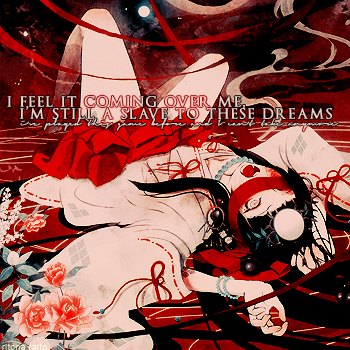 slave to these dreams