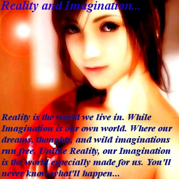Reality and Imagination