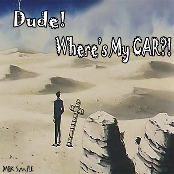 Where's my CAR!