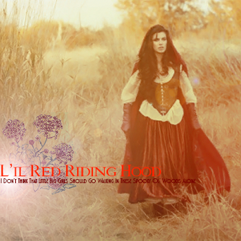 .::~L'il Red Riding Hood~::.