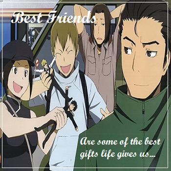 Best friends are gifts