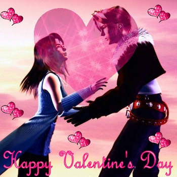 Happy V-day From FFVIII!!!