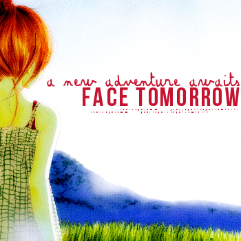 Face [Tomorrow's Adventure]