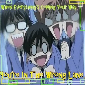 WRONG LANE!~OHSHC